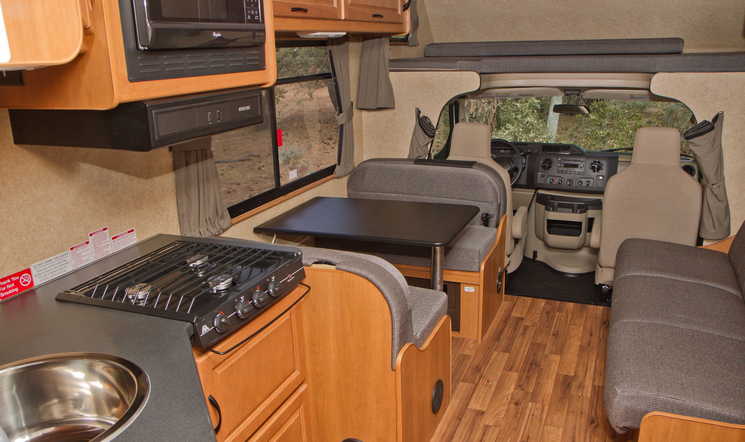 Car Rental Nj >> Cruise America Standard C25 RV Hire | AmericanAffair.com