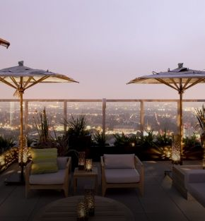 andaz west hollywood hotel LA