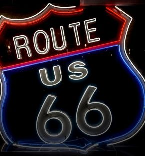 historic route 66 driving tour