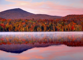 New England escorted tour