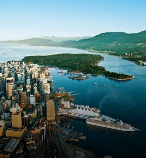 seattle, victoria, vancouver multicentre holidays